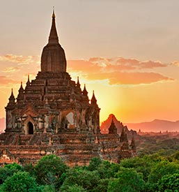 New Myanmar Biking and Walking Trips